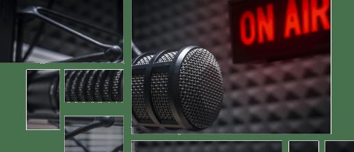 Sprecher und Podcast- Storytelling Bücher und Geschichten -Tile-Design