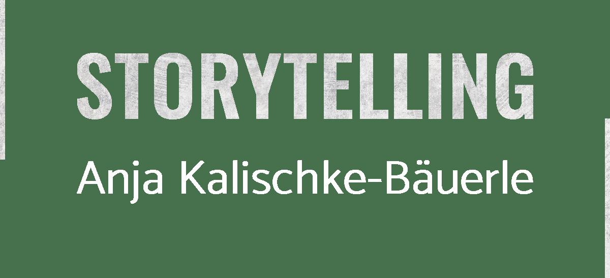 Anja aKalischke-Bäuerle Logo Storytelling News